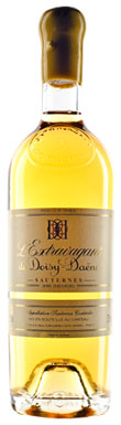 Château Doisy-Daëne, l'Extravagance, Sauternes, 2017