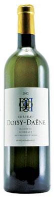 Château Doisy-Daëne, Sec, Sauternes, Bordeaux, France, 2012
