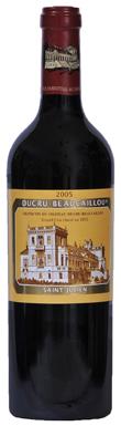 Château Ducru-Beaucaillou, St-Julien, 2ème Cru Classé, 2005