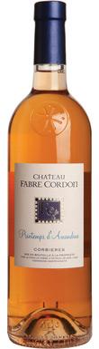 Château Fabre Cordon, Printemps d'Amandine, Corbieres, 2015