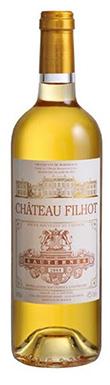 Château Filhot, Sauternes, 2ème Cru Classé, 2001