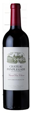 Château Fonplégade, St-Émilion, Grand Cru Classé, 2019
