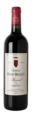 Château Franc-Maillet, Pomerol, Bordeaux, France, 2010