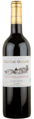 Château Godard, Francs Côtes de Bordeaux, Bordeaux, 2016