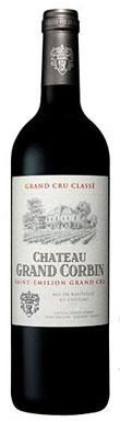 Château Grand Corbin, St-Émilion, Grand Cru Classé, 2018