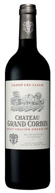 Château Grand-Corbin, St-Émilion, Grand Cru Classé, 2020