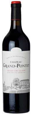 Château Grand Pontet, St-Émilion, Grand Cru Classé, 2020