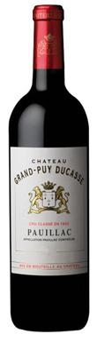 Château Grand-Puy Ducasse, Pauillac, 5ème Cru Classé, 2019