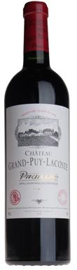 Château Grand-Puy-Lacoste, Pauillac, 5ème Cru Classé, 2011