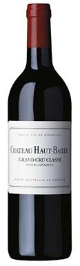 Château Haut-Bailly, Pessac-Léognan, Cru Classé de Graves
