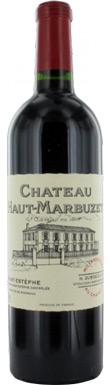 Château Haut-Marbuzet, St-Estèphe, Bordeaux, France, 2014