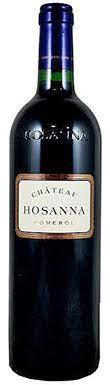 Château Hosanna, Pomerol, Bordeaux, France, 2020