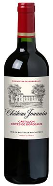 Château Jouanin, Côtes de Bordeaux, Castillon, 2012