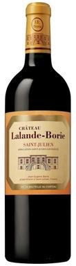 Château Lalande-Borie, St-Julien, Bordeaux, France, 2016