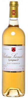 Château Lamothe-Guignard, Sauternes, 1er Cru Classé, 2018