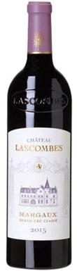 Château Lascombes, Margaux, 2ème Cru Classé, 2015