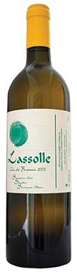 Château Lassolle, Graves, Vin de France, SSS, 2012