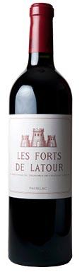 Château Latour, Pauillac, Les Forts de Latour, 2014