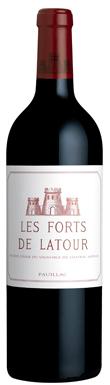 Château Latour, Les Forts de Latour, Pauillac, 2019