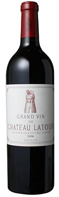 Château Latour, Pauillac, 1er Cru Classé, Bordeaux, 2006