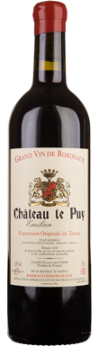 Château le Puy, Francs Côtes de Bordeaux, Emilien, 1955