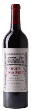 Château L'Eglise-Clinet, Pomerol, Bordeaux, France, 2000