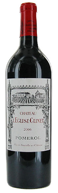 Château L'Eglise-Clinet, Pomerol, Bordeaux, France, 2006