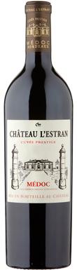 Château L'Estran, Médoc, Cuvée Prestige, Bordeaux, 2010
