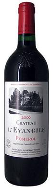 Château L'Évangile, Pomerol, Bordeaux, France, 2000