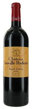 Château Léoville Poyferré, St-Julien, 2ème Cru Classé, 2006