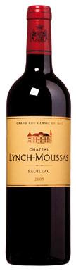 Château Lynch-Moussas, Pauillac, 5ème Cru Classé, 2009