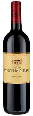 Château Lynch-Moussas, Pauillac, 5ème Cru Classé, 2019
