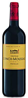 Château Lynch-Moussas, Pauillac, 5ème Cru Classé, 2018