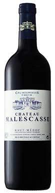 Château Malescasse, Haut-Médoc, Cru Bourgeois Exceptionnel