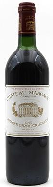 Château Margaux, Margaux, 1er Cru Classé, Bordeaux, 1985