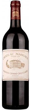 Château Margaux, Margaux, 1er Cru Classé, Bordeaux, 1982