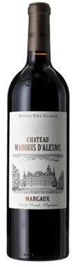 Château Marquis d'Alesme, Margaux, 3ème Cru Classé, 2017