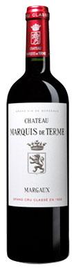 Château Marquis de Terme, Margaux, 4ème Cru Classé, 2018