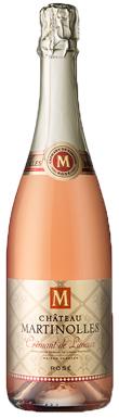 Château Martinolles, Rosé, Crémant de Limoux
