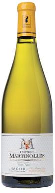 Château Martinolles, Limoux, Vieilles Vignes Chardonnay,