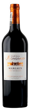 Château Mongravey, Margaux, Cru Bourgeois Supérieur, 2018