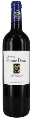 Château Moutte Blanc, Margaux, Bordeaux, France, 2012
