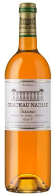 Château Nairac, Barsac, 2ème Cru Classé, Bordeaux, 1996