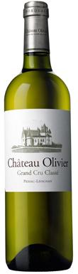 Château Olivier, Pessac-Léognan, Cru Classé de Graves, 2016