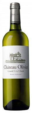 Château Olivier, Pessac-Léognan, Cru Classé de Graves, 2019