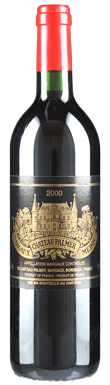 Château Palmer, Margaux, 3ème Cru Classé, Bordeaux, 2000