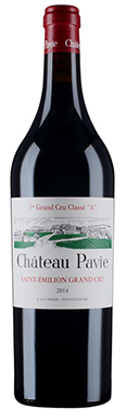 Château Pavie, St-Émilion, 1er Grand Cru Classé A, 2014