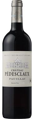 Château Pédesclaux, Pauillac, 5ème Cru Classé, 2010