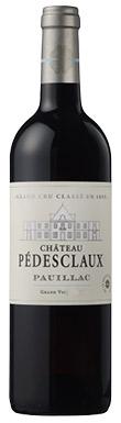 Château Pédesclaux, Pauillac, 5ème Cru Classé, 2017