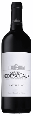 Château Pédesclaux, Pauillac, 5ème Cru Classé, 2019